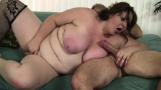 Fatty Joslyn Underwood got her big ass whacked and her twat banged