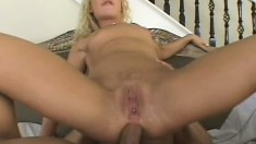 Hot Aurora Snow is a naughty whore who loves some ass to mouth