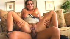 Nasty girl Venus gets her ass fucked rough and swallows a huge cumload