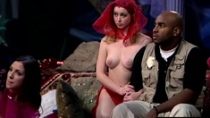 Arabian Emir Looking For Big Boobed Sex Slaves In America