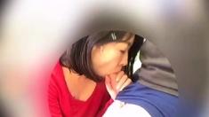 Private Jp Student Sucking Off Her Sensei After Class