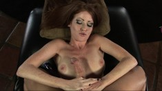 With her skillful hands, Nikki Coxxx makes a dick burst with pleasure