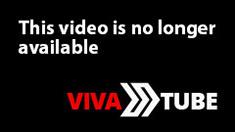 Hottie in stockings in POV masturbation video