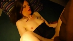 Black Stud Creampie Ugly White Wife, Hubby Cleans Up