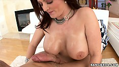 That tight cunt gets drilled deep and Sophie loves every second of that sexual adventure