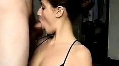 Hot Girl In Black Dress