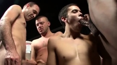 Male masturbation and cumshots gay first time Going Deep